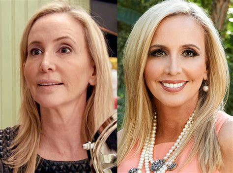 shannon beador hair 17 photos of real housewives with without makeup page