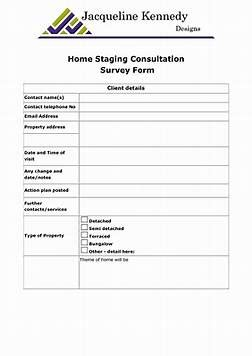 Image Result For Home Staging Contract Template The Main Stage Pinterest Home Staging Interior Design Consultation Template