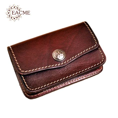 Handmade Business Card Holder - handmade business card holder bank card bags packs