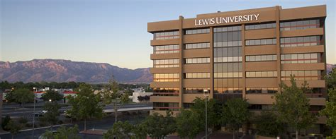Mba Educational Leadership Unm by Lewis Albuquerque Cus Colleges In