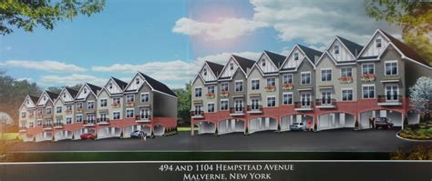 town of hempstead section 8 reveal for six story 156 key marriott hotel proposed at