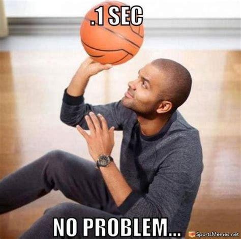 San Antonio Memes - tony parker no problems meme