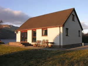 Mullardoch Cottages Self Catering Cottages By The Side Loch Duich Cottage