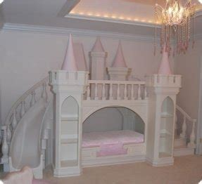 Princess Bed With Slide by Princess Bunk Beds For Foter