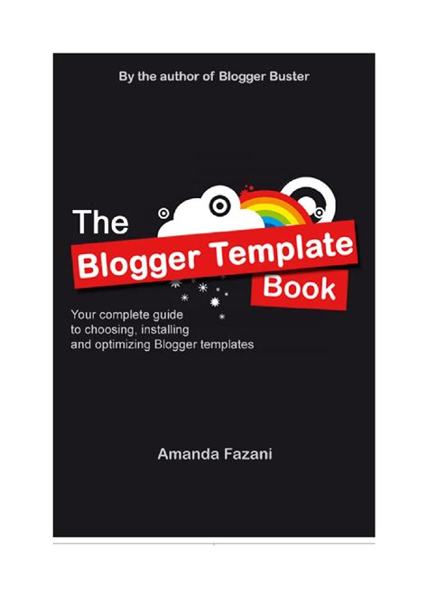 the blogger template book by johan jif 228 lt issuu