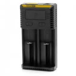 Special Nitecore Intellicharger Universal Battery Charger 4 Slot For charger adapter 3fvape