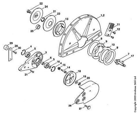 stihl ts400 parts diagram stihl ts420 parts diagram