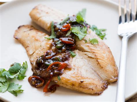 Dian Black Garlic tilapia with spicy garlic oyster sauce recipe todd porter and diane cu food wine