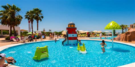 hotel piscina in piscinas hotel fuerte rompido huelva
