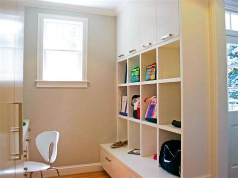 mudroom cubbies pictures options tips  ideas hgtv
