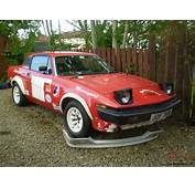 Triumph Tr8 Rally Car
