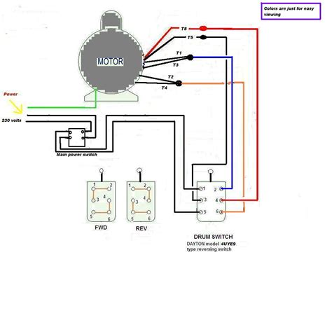 weg motor wiring diagram single phase wiring diagram and