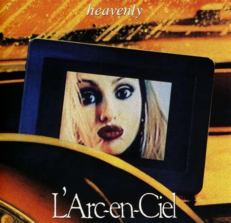 Cd Laruku Larc En Ciel Tribute l arc en ciel 3rd album heavenly polychrome interest