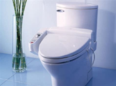 Bidet Toilet Combo by Style Personal Hygiene With The Bidet Hgtv