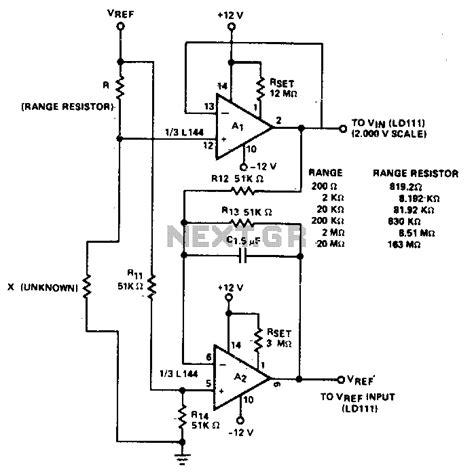 resistor converter converter circuit page 3 next gr