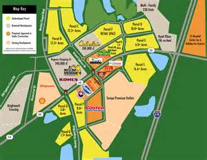 cypress creek florida map what s new and still coming to wesley chapel a whole lot