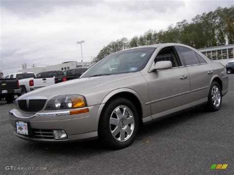 gold and silver ls 2002 light parchment gold metallic lincoln ls v8 39325751