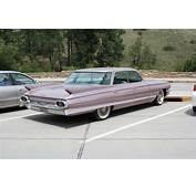 Cohort Outtake 1961 Cadillac Series 62 Four Window Sedan