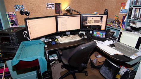 ars staffers exposed  home office setups ars technica