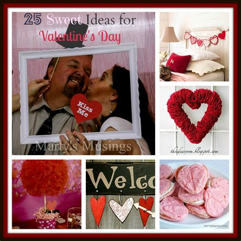 sweet valentines day ideas 25 s day crafts and recipes