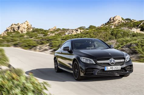 mercedes benz  class coupe  cab unveiled top speed