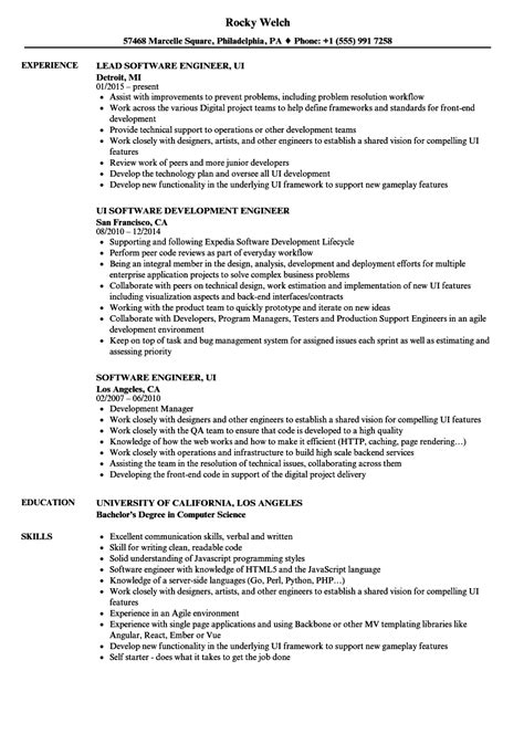 Mac Tech Support Cover Letter by Ui Architect Sle Resume Recipe Templates For Word Mac Tech Support Cover Letter