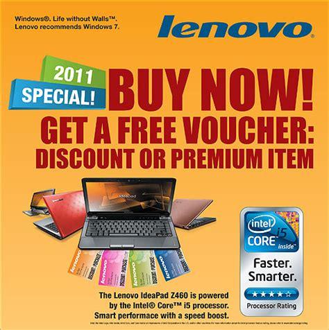 discount vouchers philippines lenovo free voucher promo asianic distributors inc