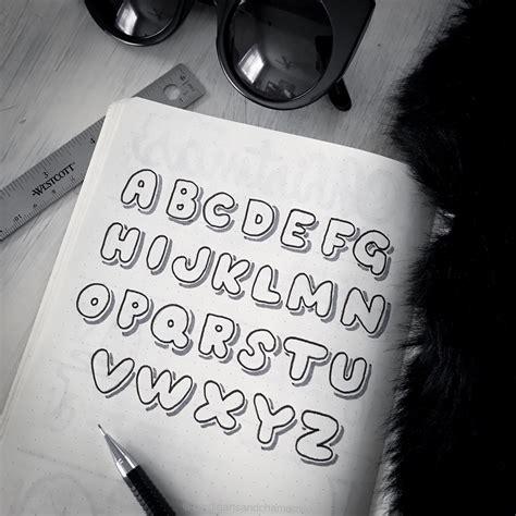 Lettering Cardigan lettered letter alphabet by