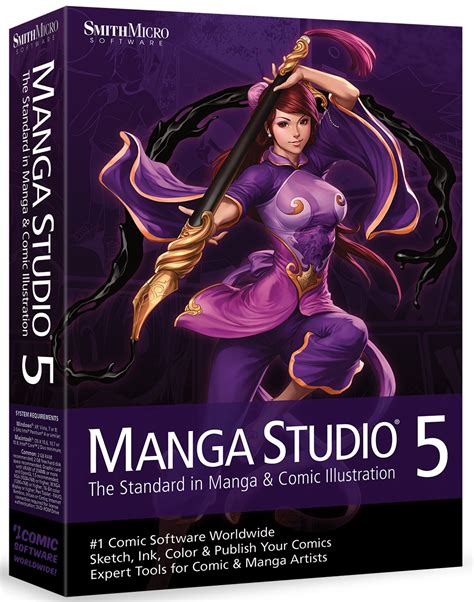 Cintiq Giveaway - smith micro launches manga studio 5 forces of geek