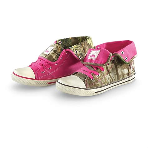 realtree shoes realtree miss shoes 642652 casual shoes at