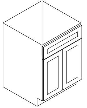 rta kitchen base cabinets sb27b sink base cabinet pacifica rta kitchen cabinet