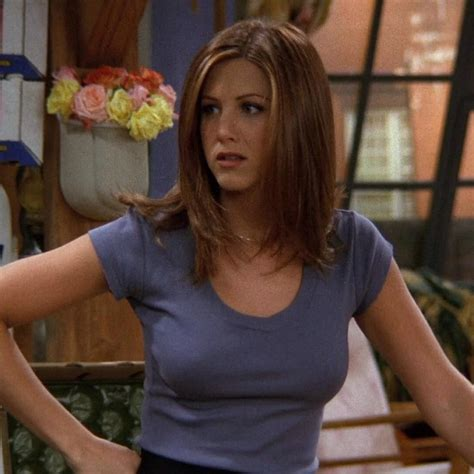 rachel green season 3 hair lita on twitter quot rachel green with dark hair was so holy