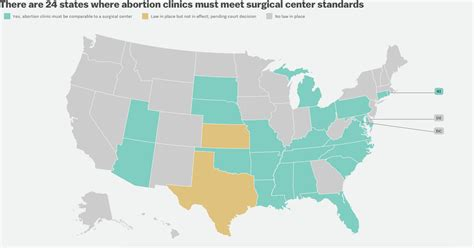 abortion clinics in texas map it could take years for texas abortion clinics to reopen even after a supreme court victory vox