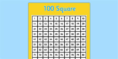 indonesian numbers 1 100 printable 100 square grid printable number square hundred square