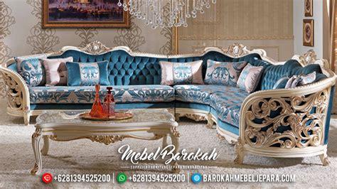 Kursi Sofa Sudut Terbaru kursi sofa tamu sudut mewah bedesten klasik terbaru jk