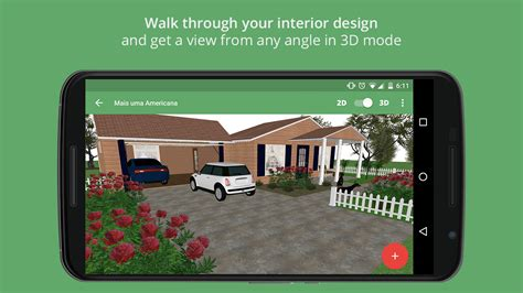 home planning app planner 5d home design screenshot