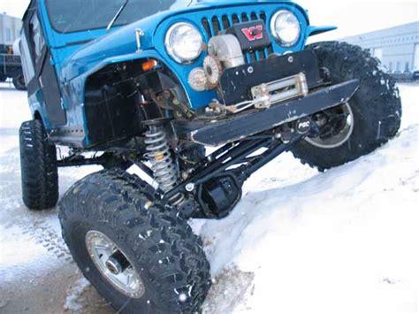Jeep Xj Coil Conversion