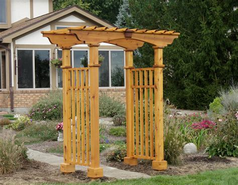 wood trellis plans simple decoration wood arbor ravishing 1000 images about