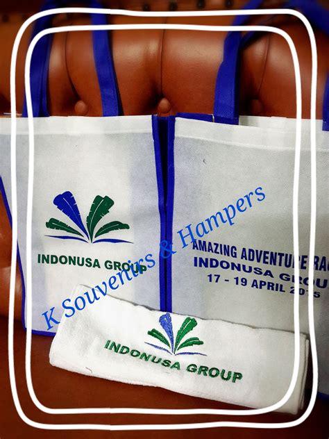 Tas Souvenir Natal Dan Tahun Baru Tote Bag corporate event ksouvenirshers4u