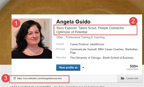 Linkedin Headline For Mba by Linkedin Profile Protocol For Mbas Career Protocol