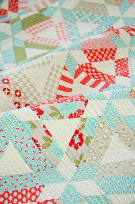 Quilt Tips by Triangle Quilt Tips