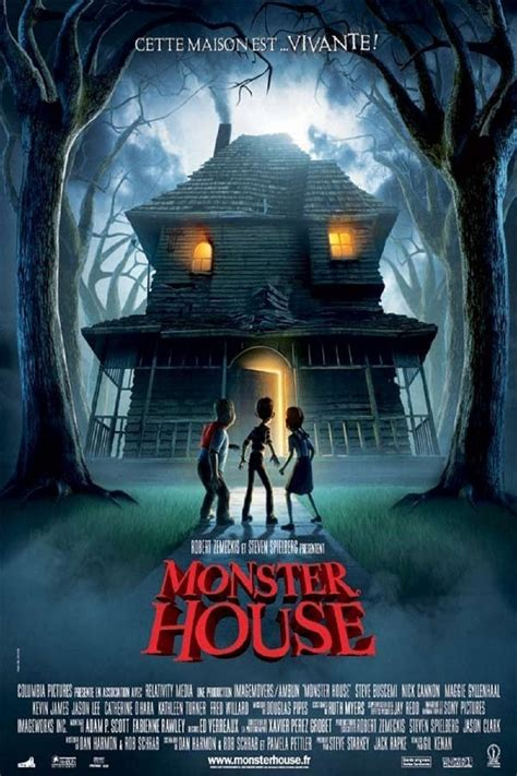 house movie monster house 2006
