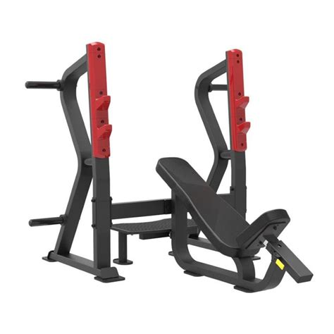 commercial incline bench gymgear commercial olympic incline bench physioroom com