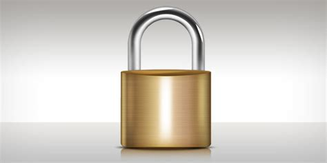 lock icon psd png graphicsfuel