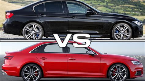 340i Vs S4 by 2017 Audi S4 Vs Bmw 340i Best New Cars For 2018