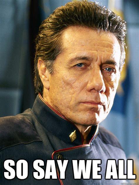 Battlestar Galactica Meme - battlestar galactica memes quickmeme