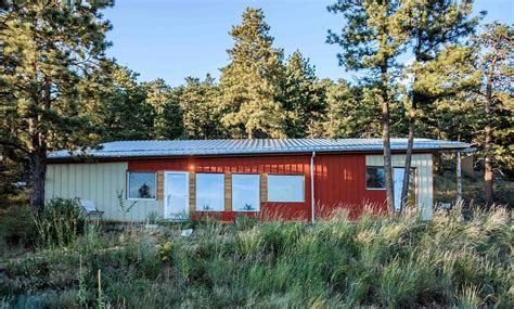 colorado house colorado s first international passive house inspired by