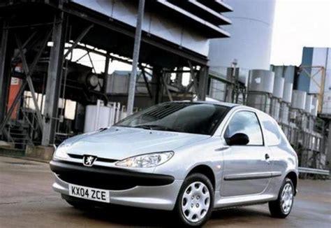 peugeot van 2000 2000 2006 peugeot 206 van review top speed