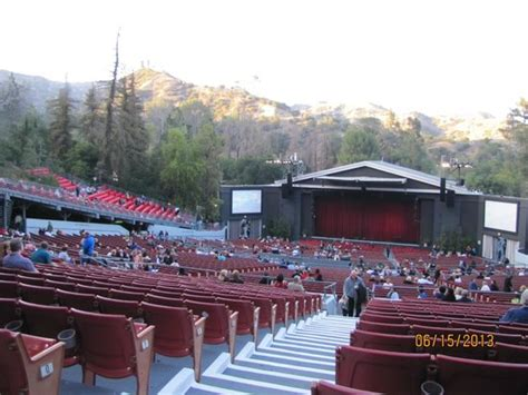 section c greek theater we really did have great seats picture of the greek