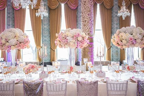 Wedding Flowers Reception Ideas by Wedding Ideas Reception Tables The Magazine
